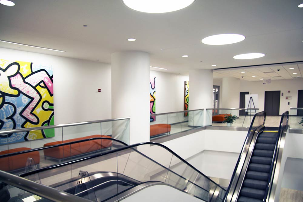 Chicago public schools central office reed construction for Interior design staffing agency chicago