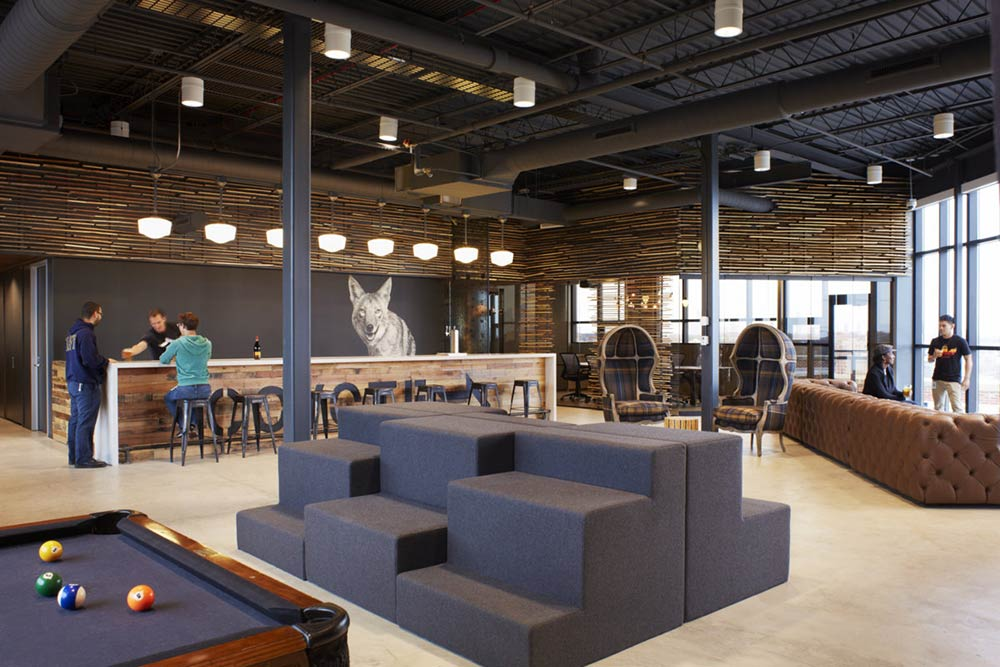 Coyote logistics reed construction for Interior design staffing agency chicago